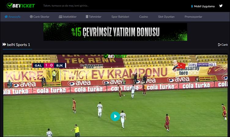 betticket tv